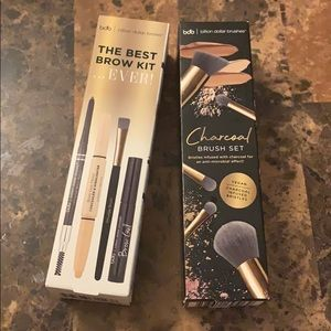 Other - NEW 9 Piece Billion Dollar Brows & Brushes Sets!